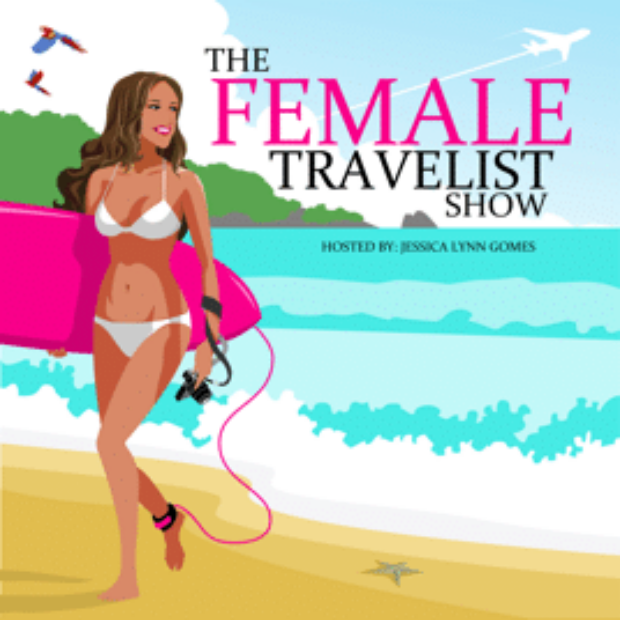 Podcast Editing Services The Female Travelist