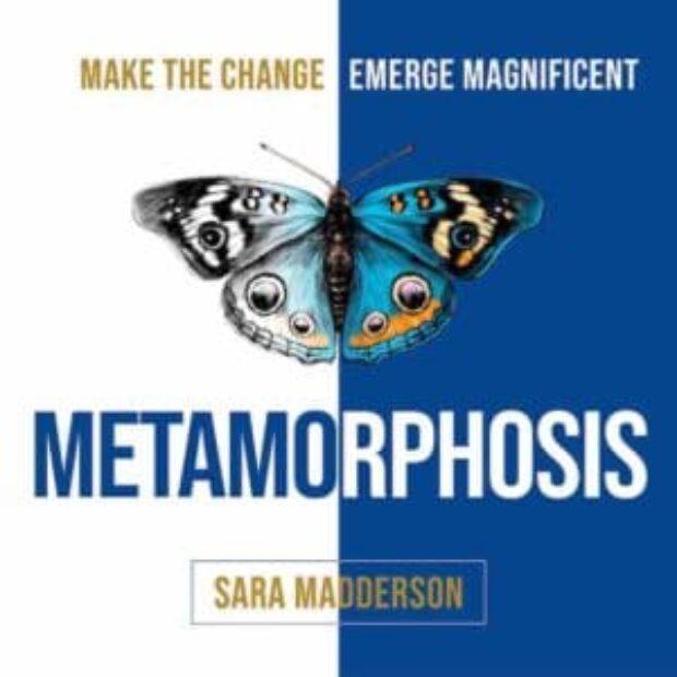 Metamorphosis AudioBook Sara Madderson